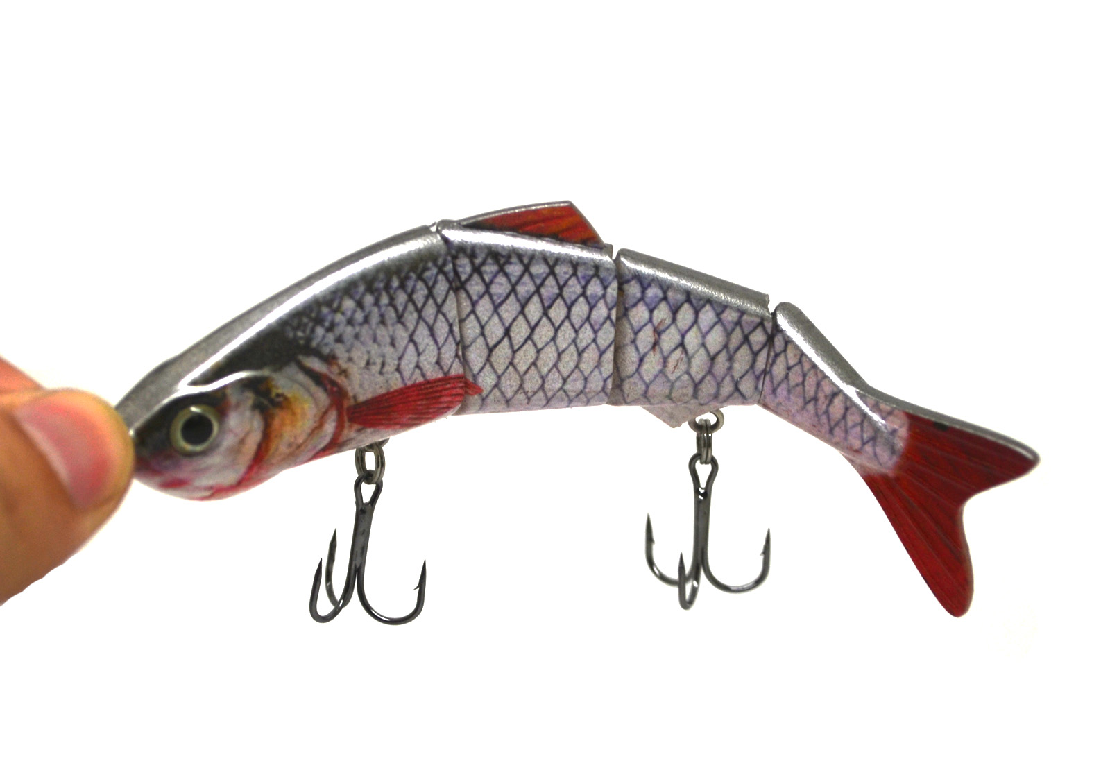 how to fish a jointed swimbait