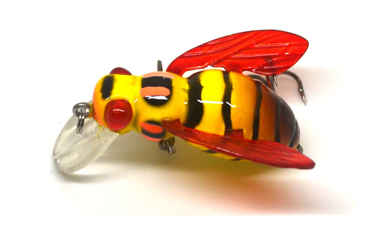 Fishing Lure Bait Life Like Bee Hornet Wasp Sinking New Ebay